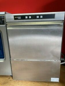 Hobart Ecomax F504W-20B Commercial Tank Under counter Freestanding Dishwasher!!!