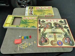 Vintage 1981 M*A*S*H MASH Board Game Milton Bradley ~ Complete~