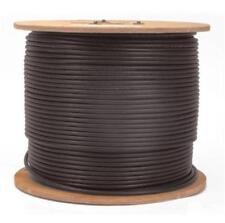 * 18ga Bulk Commercial Speaker Cable Wire 500' Spool, Rapco ProCo Wire, USA Made
