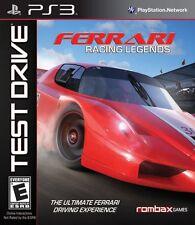 Test Drive: Ferrari Racing Legends  (Sony Playstation 3)
