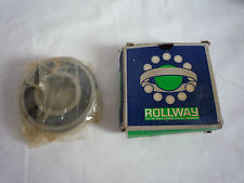 ROLLWAY  BEARING 6307 RSR / 35X80X21mm   NEW /OLD STOCK