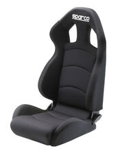 Sparco Street Chrono Road Seat - Medium / Black - 00959CRMNR