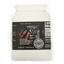 Muscle ZX90-FORTE BODYBUILDING supplemento non Steriod erbe naturali GYM