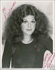 GILDA RADNER Signed Photograph - Film & TV Star Actress 'Saturday Night Live'