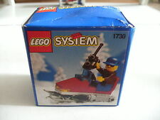 Lego System Snowscooter in Box (Lego nr: 1730)