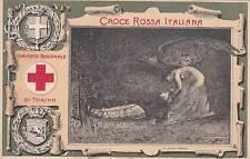 X854) CROCE ROSSA ITALIANA, COMITATO REGIONALE DI TORINO.
