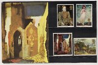 GB 1968 British Paintings Presentation Pack 1
