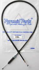 Pyramid Parts Clutch Cable fits: Honda CJ250 77-79