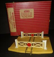 Hornby Dublo 2460 Level Crossing Suitable for 2 Rail System 32460 OO Boxed