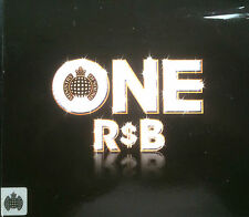ONE R&B - 3 X CDS UNMIXED R&B HIPHOP UK GARAGE DRUM & BASS KISSTORY CD CDJ DJ