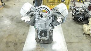 08 Moto Guzzi Norge 1200 engine motor only 2,234 miles tested video