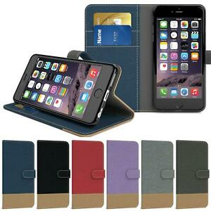 Phonecase for Apple IPHONE 6 Plus 6S Plus Bookstyle Jeans Case