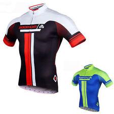 Sobike Soomom New Men Cycling Short Jersey Short Sleeve Bike Sport Jersey-Hades