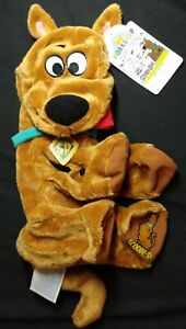 Build A Bear Scooby Doo with sound unstuffed NWT