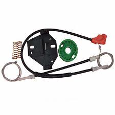 T4 Kit De Reparación Regulador de Ventana Frontal Izquierdo 1990-2003 701837501 F