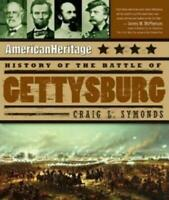Harper Prism Historical Book History of the Battle of Gettysburg EX