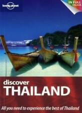 Discover Thailand (Au and UK) (Lonely Planet Discover Guides)-China Williams