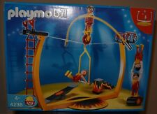 Playmobil 4236 Circus Tightrope Artists New in Box Sealed!