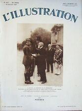 L' ILLUSTRATION 4611 . 18 juillet 1931 . La ferme des Turgères à Balines (Eure)