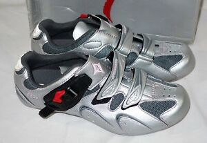 Specialized Torch Women's Road Cycling Shoes EU 39 US 8.5 Silver