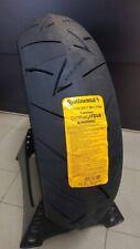 Occasionissima!!!Coppia pneumatici 180/55 17 + 120/70 17 Continental RoadAttack2