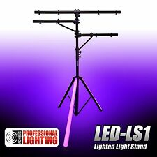 Lighted Lighting Stand - Ultra Bright LED Tubes - Adkins Professional