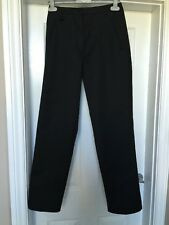 BNWT Haywood TL40 travail Infirmières Soignant Pantalon noir taille 8 x 32 L
