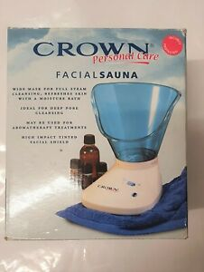 CROWN personal care  Facial sauna steamer CPS FS1