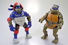 2x 2003 Teenage Mutant Ninja Turtles MUTATIN 'DONATELLO-Playmates (C)