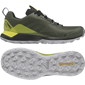 adidas Terrex GTX - leichter wasserdichter Trail Runningschuh Größe UK 10