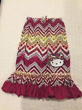 Girls Hello Kitty Strapless Dress Coverup Sun Dress NWOT