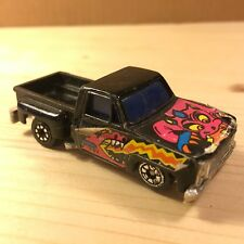 Vintage Ford F-150 Monster Wrap Black Diecast Truck Hotwheels Matchbox