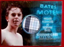 BATES MOTEL (Season Two) - FREDDIE HIGHMORE as Norman Bates - Costume Card CFH1