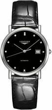 Longines Elegant Collection Diamond Ladies Watch L48094572 on