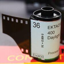 35mm-Ektachrome 400 Daylight Color Reversal film, slide, 36exp
