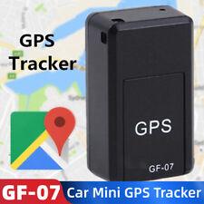 LOCALIZZATORE GPS MINI TRACKER SATELLITARE GF07 GSM GPRS AUTO CAR SPY MAGNETICO