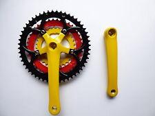 1 x Kettenradgarnitur Kurbel Antrieb Schaltung 3-fach Zahnrad Ritzel Deutschland