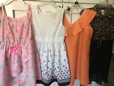 Girls Size 5 Pretty Dreeses 4 Pieces Pre-owned