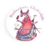 BUDWEISER CLYDESDALE PIN BADGE