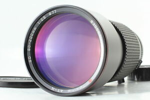 [MINT] Tokina AT-X SD 80-200mm f2.8 Telephoto Zoom Lens Olympus OM Mount Japan