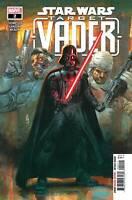 Star Wars Target Vader #2 Klein Main Marvel Comic 1st Print 2019 unread NM