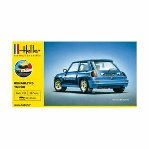 Heller Hell56150 STARTER KIT Renault R5 Turbo 1/43