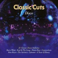 CLASSIC CUTS DISCO 21 Classic Disco Anthems NEW & SEALED CD (Spectrum) Funk Soul