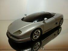 REVELL ITALDESIGN NAZCA M12 powered by BMW - SILVER 1:18 - VERY GOOD CONDITION
