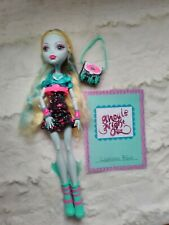 Monster high doll lagoona ghouls night out complete