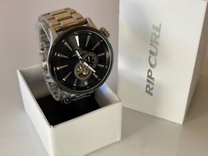 Rip Curl Mens RECON XL AUTOMATIC SSS SURF WATCH Used