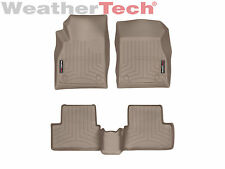 WeatherTech FloorLiner for Chevrolet Cruze/Cruze Limited - 1st/2nd Row - Tan
