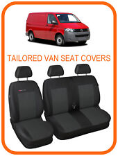 Tailored VAN seat covers for Volkswagen Transporter T5 2 +1  2003 - 2015  (P1)