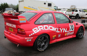 Xsport Racing Ford Escort Cosworth WRC Rear Spoiler