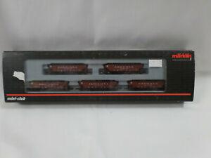 Marklin 82591 Z Scale Pennsylvania Goods wagon set